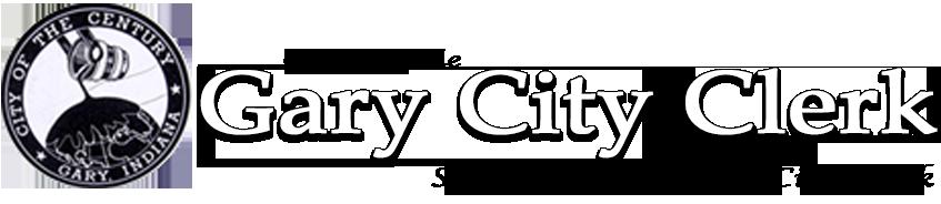 Gary City Clerk