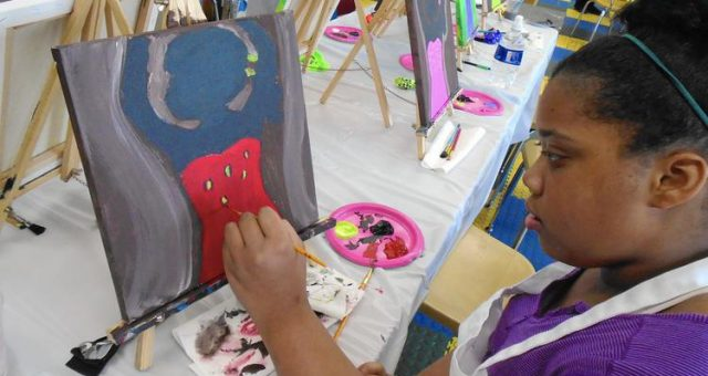 Program helps girls develop positive personality traits